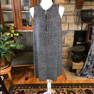 Michael Kors size Large sleeveless dress NWT